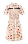 Sophie Blob Shirt Dress by TANYA TAYLOR for Preorder on Moda Operandi