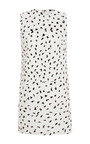 Reva Dotted Lambskin Dress by TANYA TAYLOR for Preorder on Moda Operandi