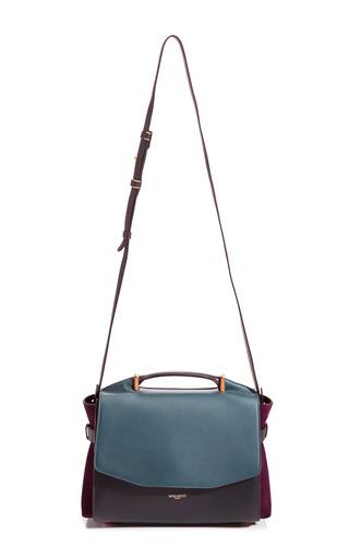 Medium nina ricci purple lutece bag