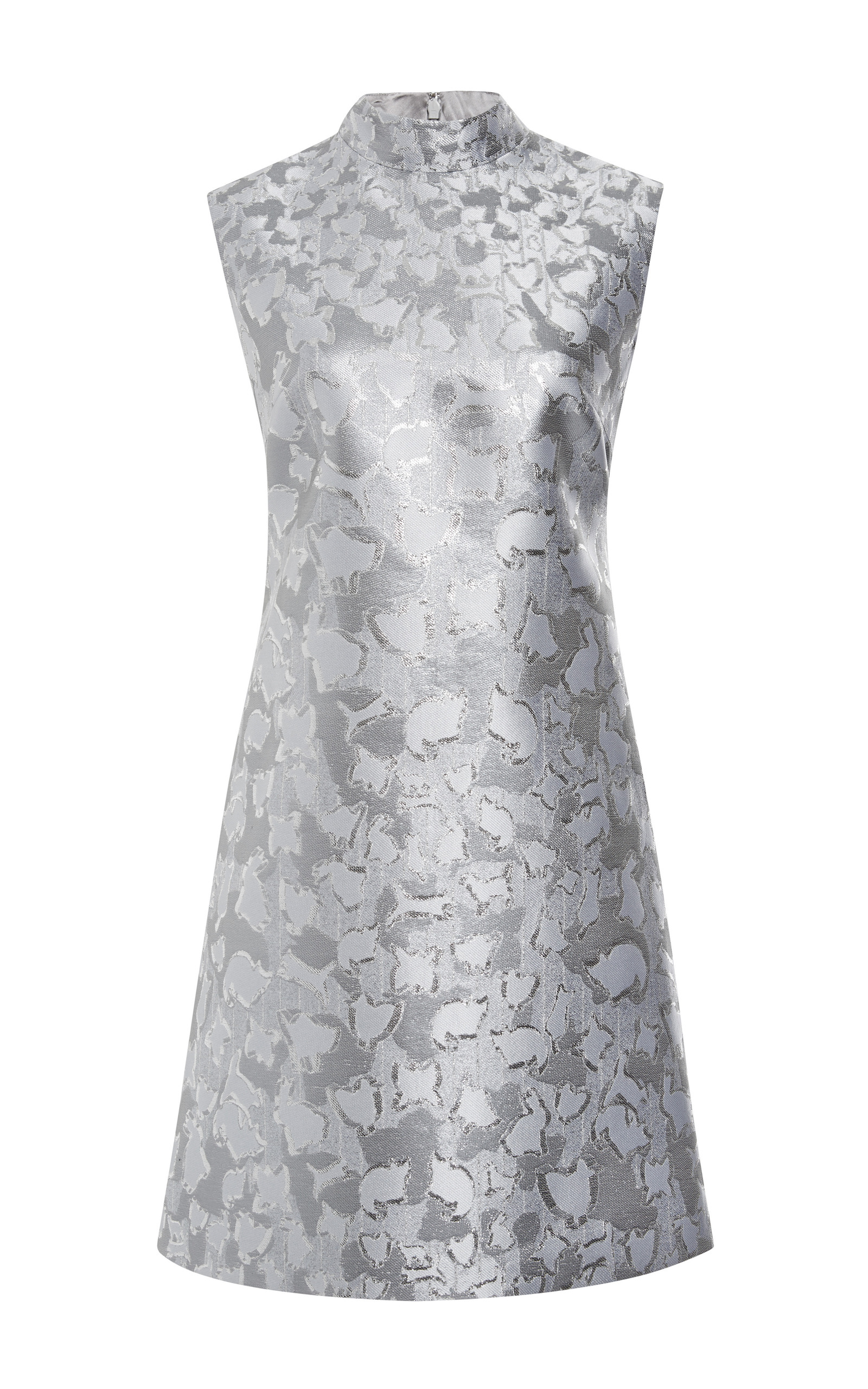 c9335a7a6eb Jacquard Mini Shift Dress by Mary Katrantzou