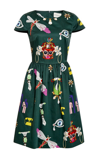 Medium mary katrantzou multi julie dress