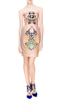 Olympia Printed Silk And Cotton Blend Dress by MARY KATRANTZOU Now Available on Moda Operandi