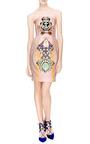 Olympia Printed Silk And Cotton Blend Dress by MARY KATRANTZOU Now Available on Moda Operandi