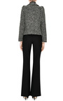Tweed Biker Jacket by BOUCHRA JARRAR Now Available on Moda Operandi