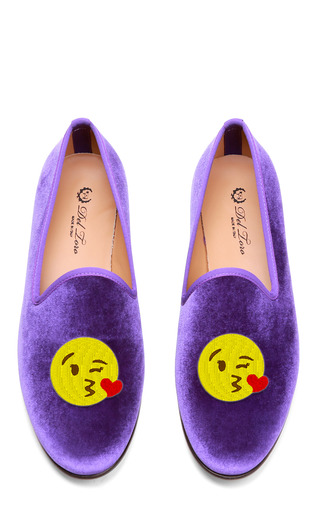 Medium del toro purple del toro bigkiss loafer