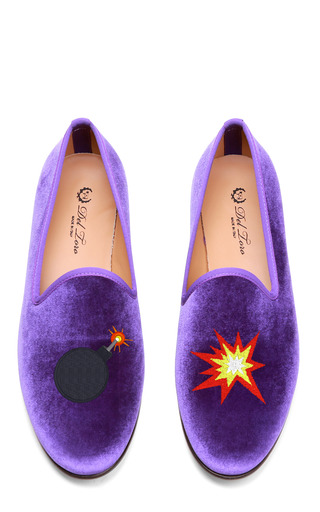 Medium del toro purple del toro dabomb loafer