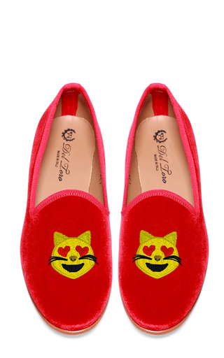Del Toro Happy Cat Loafer by DEL TORO for Preorder on Moda Operandi