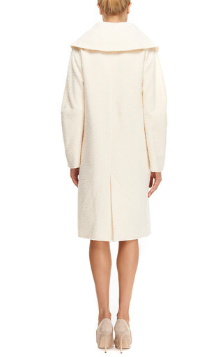 Textured Wool Coat by J.W. ANDERSON Now Available on Moda Operandi