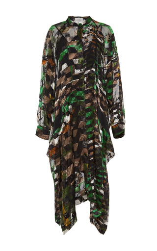 Medium preen print nova dress with belt 2