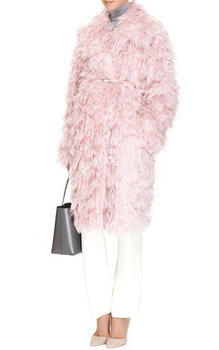 Cesira Mohair Coat by N°21   Moda Operandi