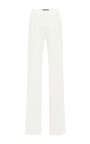 Flared Wool Blend Pants by DEREK LAM Now Available on Moda Operandi