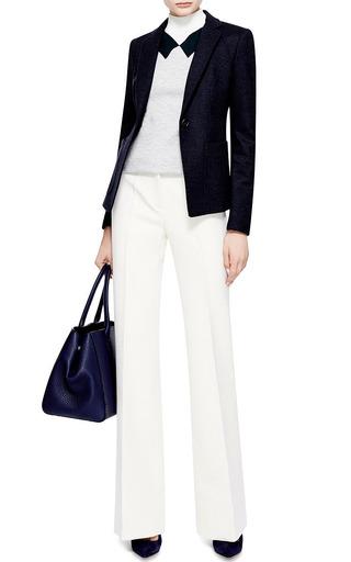 Wool Blend Jersey Blazer by DEREK LAM Now Available on Moda Operandi
