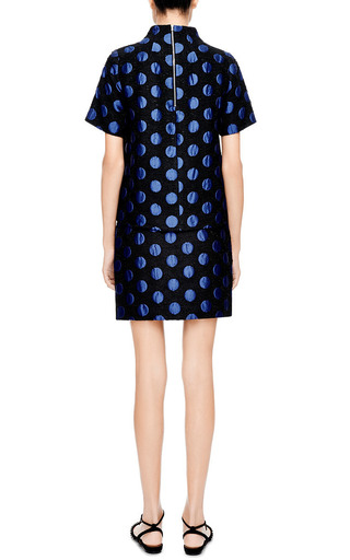 Zip Front Jacquard Skirt by SUNO Now Available on Moda Operandi