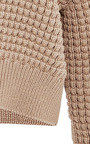 Cropped Waffle Knit Sweater by MARC JACOBS Now Available on Moda Operandi