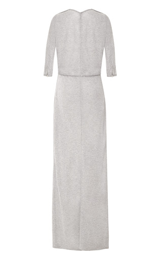 Vika Long Dress by KULE for Preorder on Moda Operandi