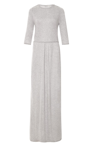 Vika Long Dress by KULE for Preorder on Moda Operandi