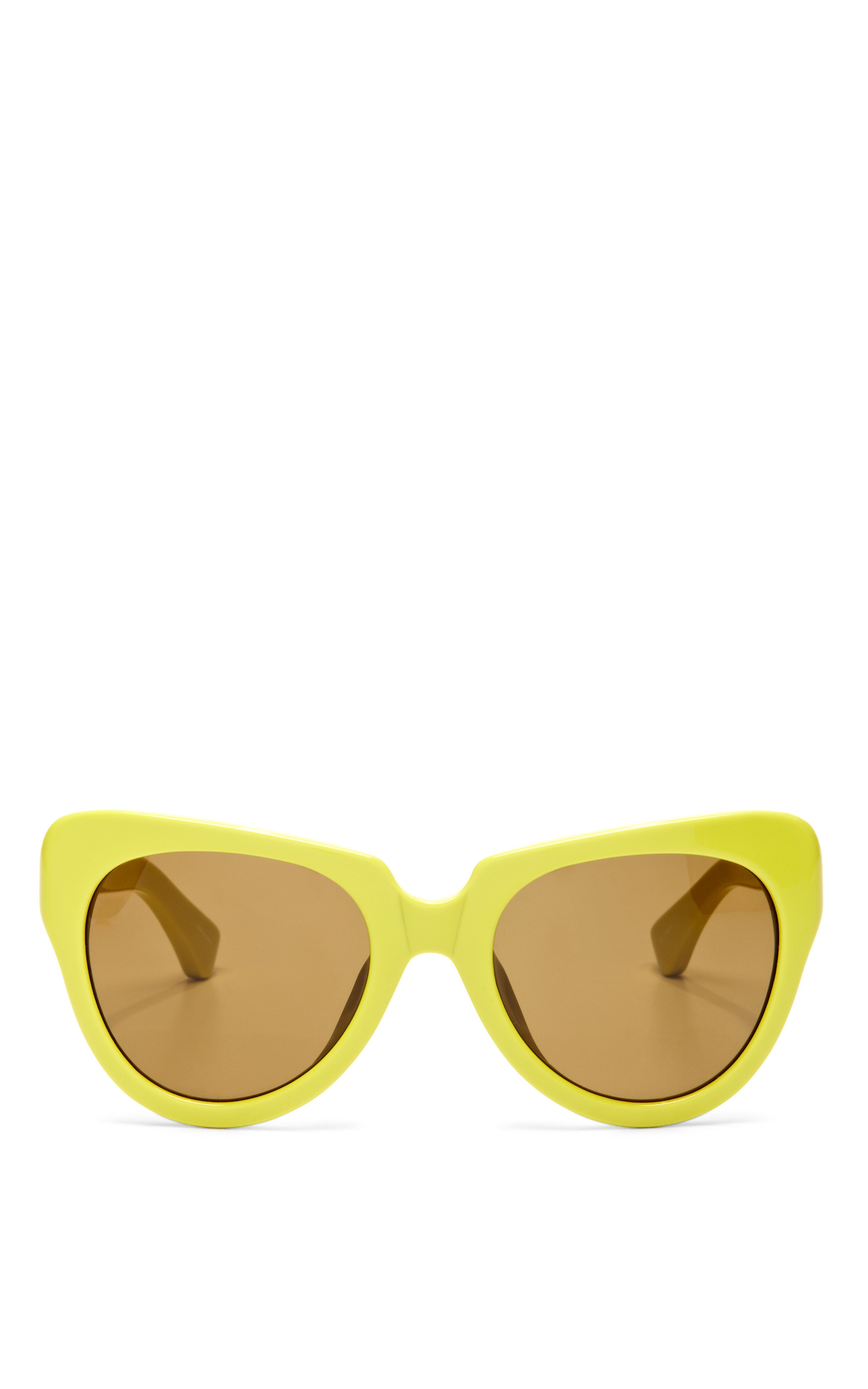 dc3acaccd4c0 For Dries Van Noten Cat-Eye Acetate Sunglasses by Linda Farrow ...