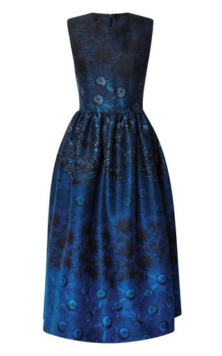 Medium mother of pearl blue alana sleeveless dress 2
