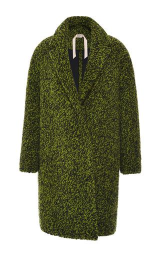 Medium no 21 black marian knit coat 2