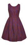 Vincenzino Brocade Dress by VIVETTA Now Available on Moda Operandi