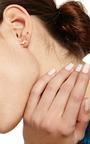 18 K Yellow Gold Monkey Earrings by MARC ALARY for Preorder on Moda Operandi