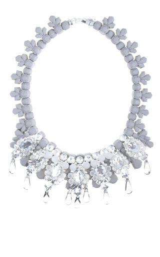 Medium ek thongprasert white ballone necklace