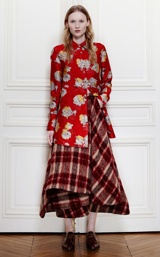 Billy B Blouse by BROCK COLLECTION for Preorder on Moda Operandi