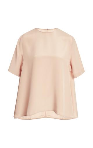 Medium brock pink billow blouse 2