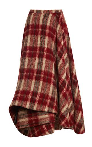 Medium brock plaid sircle skirt 3