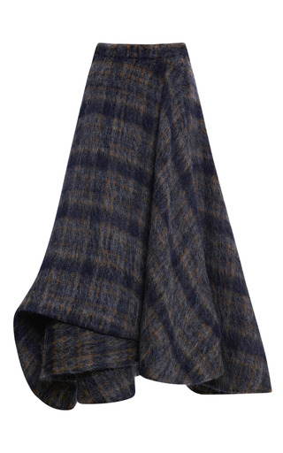 Medium brock plaid sircle skirt 2