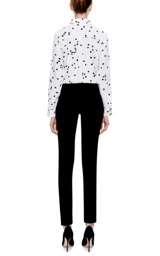 Stretch Crepe Jersey Skinny Pants by DEREK LAM Now Available on Moda Operandi