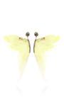 Wing Earrings by DANIELA VILLEGAS for Preorder on Moda Operandi