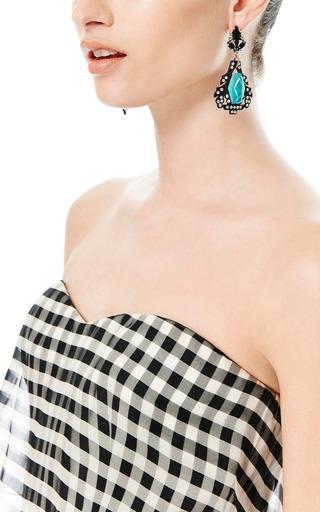 Lucid Drop Earring by LULU FROST for Preorder on Moda Operandi
