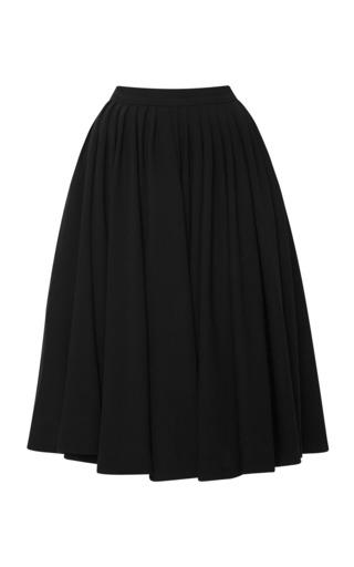 Medium natasha zinko black midi pleated skirt