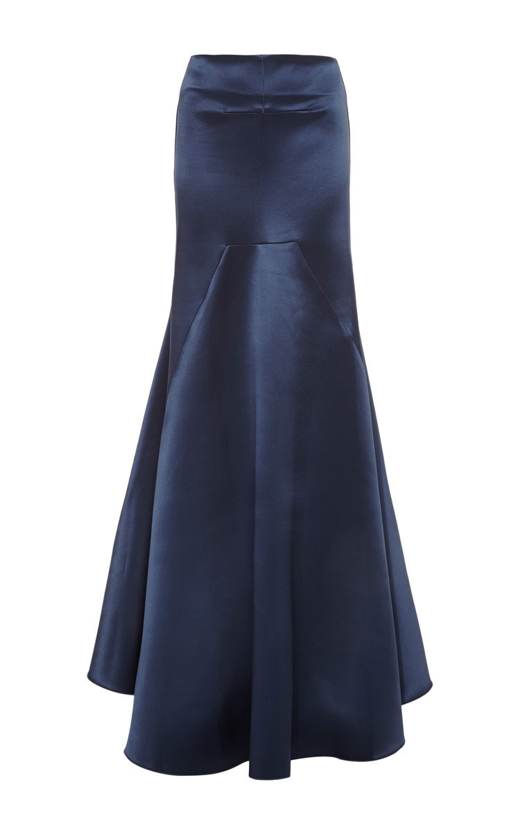 eee1db9c2 M'O Exclusive: Nomadic Satin Maxi Skirt by Ellery | Moda Operandi