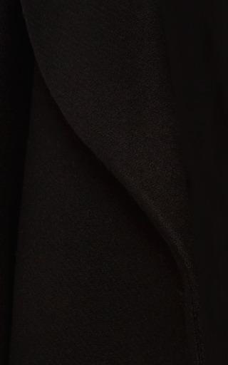 Swackhammer Oversized Boiled Wool Coat by ELLERY Now Available on Moda Operandi
