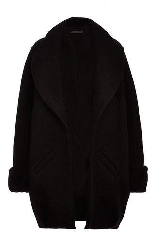 Medium ellery black swackhammer pod coat