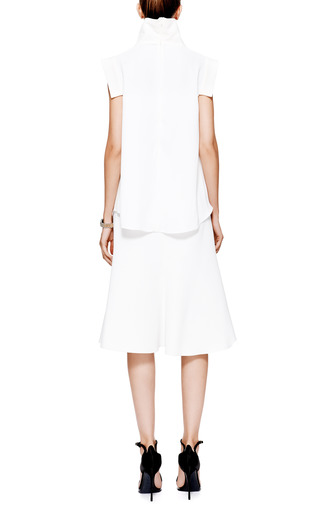 Pagoda High Waisted Tulip Skirt by ELLERY Now Available on Moda Operandi
