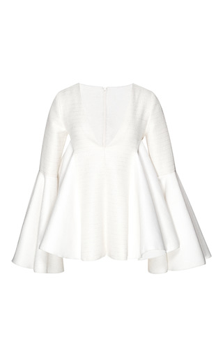 Medium ellery white raphael top 2