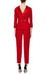 Reverse Tuxedo Jacket by A LA RUSSE for Preorder on Moda Operandi