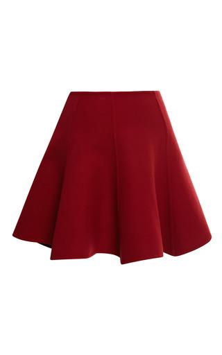 Medium esme vie green candy apple red circle mini skirt