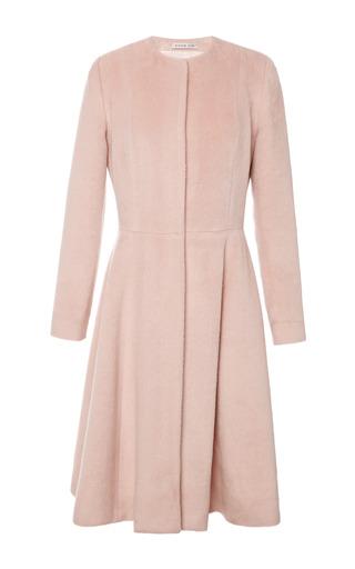 Medium esme vie pink charm pink princess midi coat