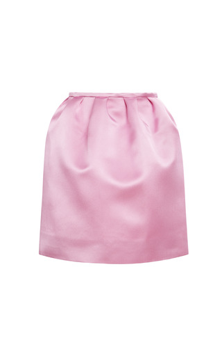 Medium esme vie purple lavender pink column mini skirt