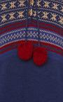 Jacquard Wool Sweater Dress by OSCAR DE LA RENTA for Preorder on Moda Operandi