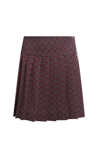 Medium maggy frances print maggy frances karina skirt in medallion jacquard