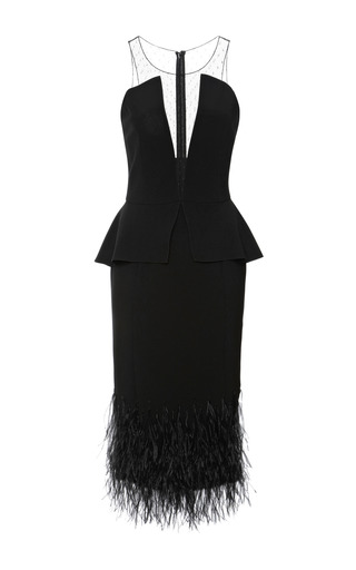 Sachin + Babi Noir Melrose Dress by SACHIN & BABI for Preorder on Moda Operandi