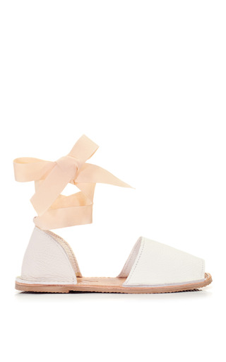 Medium brother vellies white brother vellies cloud ballet sandal