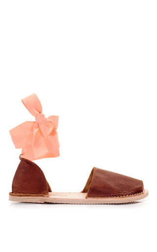 Brother Vellies Sienna Ballet Sandal by BROTHER VELLIES for Preorder on Moda Operandi
