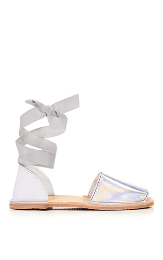 Medium brother vellies silver brother vellies technology ballet sandal