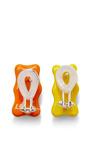 M De Phocas Gummy Bear Earrings by M DE PHOCAS for Preorder on Moda Operandi